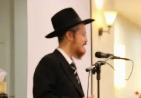 Rabbi Elimelch Kornfeld
