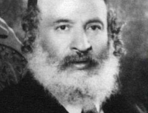 The Modzitzer Rebbe